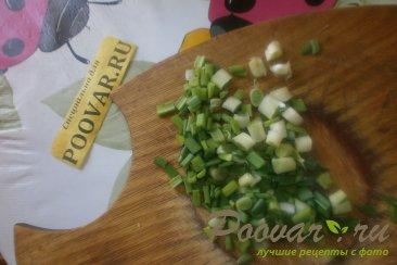 Мини пироги с капустой и вялеными помидорами Шаг 4 (картинка)
