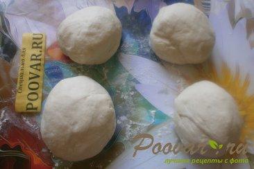 Мини пироги с капустой и вялеными помидорами Шаг 12 (картинка)