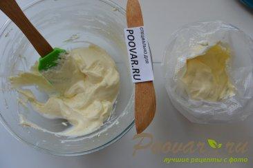 Крем из сливок и сливочного сыра Шаг 9 (картинка)
