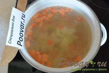 Мясной суп с гречкой Шаг 5 (картинка)