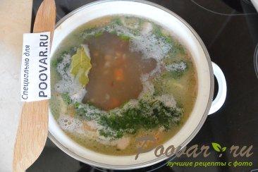 Мясной суп с гречкой Шаг 10 (картинка)