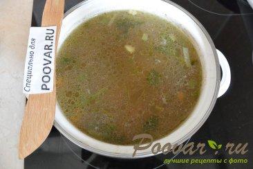 Мясной суп с гречкой Шаг 11 (картинка)