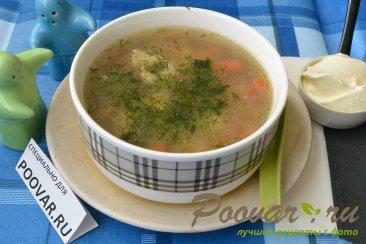 Мясной суп с гречкой Шаг 12 (картинка)