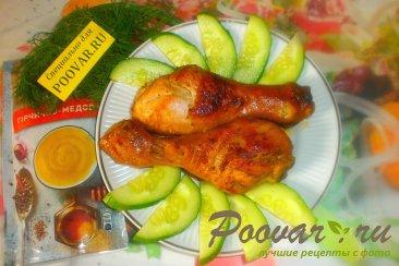 Куриные голени с горчицей и мёдом Шаг 12 (картинка)