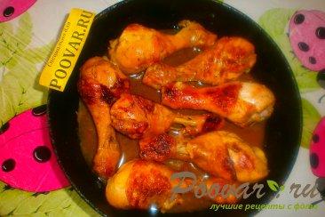 Куриные голени с горчицей и мёдом Шаг 11 (картинка)
