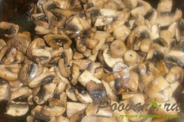 Заливной пирог с грибами Шаг 3 (картинка)