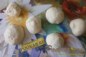 Заливной пирог с грибами Шаг 12 (картинка)
