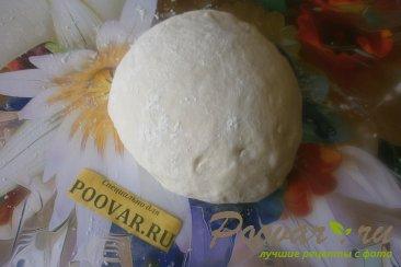 Заливной пирог с грибами Шаг 11 (картинка)