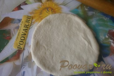 Заливной пирог с грибами Шаг 13 (картинка)