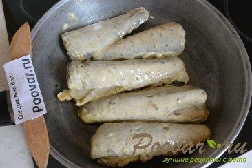 Жареная рыба в кляре на сковороде Шаг 10 (картинка)