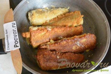 Жареная рыба в кляре на сковороде Шаг 11 (картинка)
