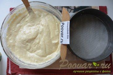 Торт с кремом из творожного сыра и сгущенки Шаг 7 (картинка)