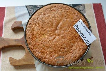 Торт с кремом из творожного сыра и сгущенки Шаг 9 (картинка)