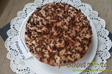 Торт с кремом из творожного сыра и сгущенки Шаг 17 (картинка)