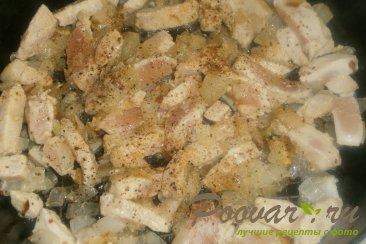 Кабачки с курицей Шаг 6 (картинка)