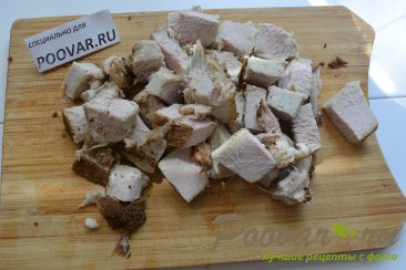 Вертуты с капустой и мясом в духовке Шаг 4 (картинка)