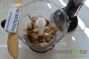 Вертуты с капустой и мясом в духовке Шаг 5 (картинка)
