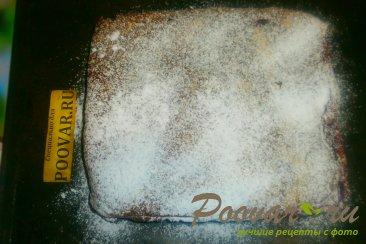 Пирог с клубникой и овсяными хлопьями Шаг 15 (картинка)