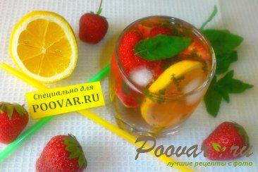 Клубничный лимонад с мятой Шаг 13 (картинка)