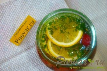 Клубничный лимонад с мятой Шаг 11 (картинка)