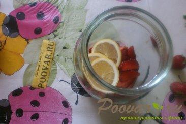 Клубничный лимонад с мятой Шаг 6 (картинка)