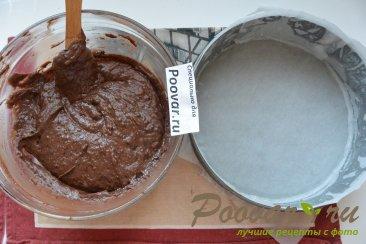 Шоколадно-творожный пирог Шаг 12 (картинка)