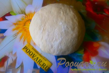 Пироги с клубникой и сыром моцарелла Шаг 4 (картинка)