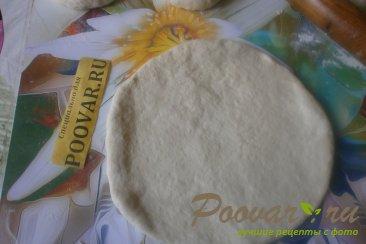 Пироги с клубникой и сыром моцарелла Шаг 6 (картинка)