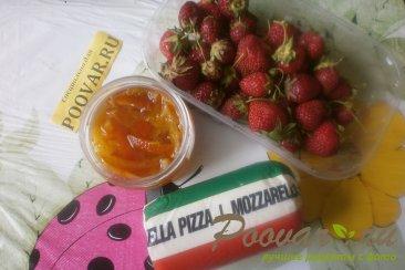 Пироги с клубникой и сыром моцарелла Шаг 9 (картинка)