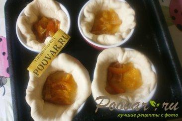 Пироги с клубникой и сыром моцарелла Шаг 10 (картинка)