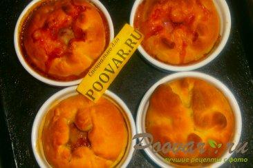 Пироги с клубникой и сыром моцарелла Шаг 14 (картинка)