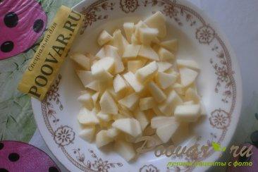 Рисовый пудинг с яблоками Шаг 3 (картинка)