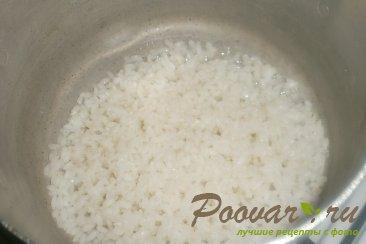 Рисовый пудинг с яблоками Шаг 6 (картинка)