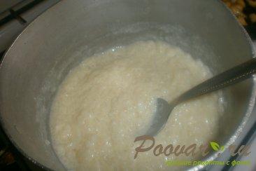 Рисовый пудинг с яблоками Шаг 11 (картинка)