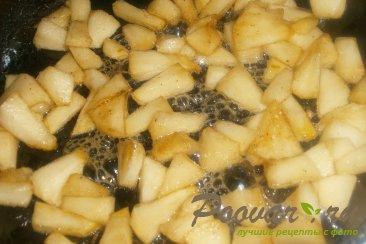 Рисовый пудинг с яблоками Шаг 10 (картинка)
