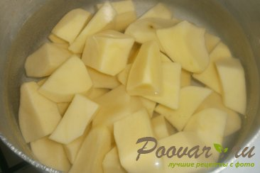 Картофель с куриными крылышками Шаг 4 (картинка)
