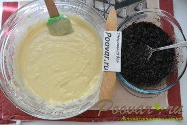 Кекс с вареньем на кефире Шаг 10 (картинка)