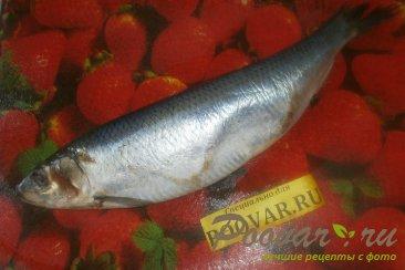 Рыба запечённая в металлическом рукаве Шаг 1 (картинка)