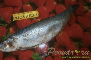 Рыба запечённая в металлическом рукаве Шаг 4 (картинка)