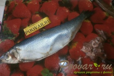 Рыба запечённая в металлическом рукаве Шаг 2 (картинка)