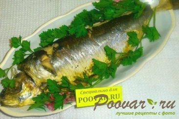 Рыба запечённая в металлическом рукаве Шаг 11 (картинка)