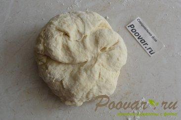 Тесто на кефире для жареных пирожков Шаг 11 (картинка)