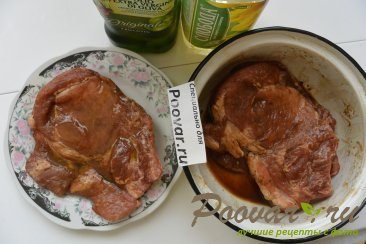 Свиная отбивная на косточке Шаг 4 (картинка)