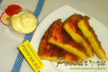 Запеканка из капусты с сыром Шаг 10 (картинка)