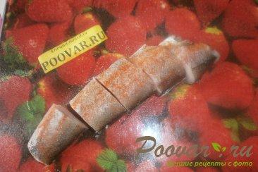 Хек с кабачками в томатном соусе Шаг 3 (картинка)