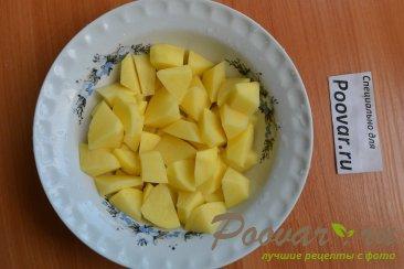 Борщ с фасолью и капустой Шаг 7 (картинка)