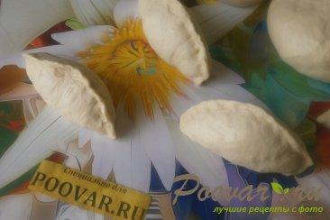 Пирожки из дрожжевого теста с уксусом Шаг 15 (картинка)