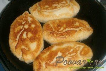 Пирожки из дрожжевого теста с уксусом Шаг 18 (картинка)