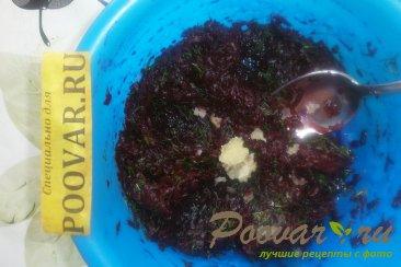 Салат из свёклы с укропом и изюмом Шаг 7 (картинка)