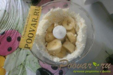 Лаваш с творожно-банановой начинкой Шаг 4 (картинка)